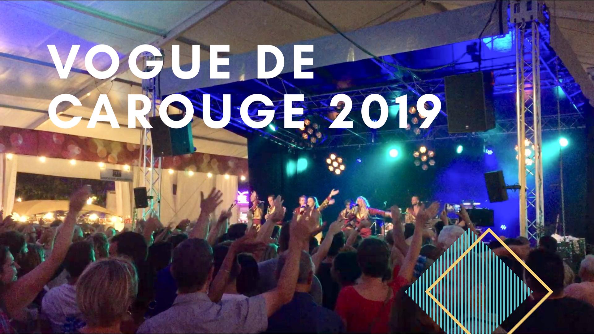 Vogue de Carouge 2019