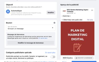 La publicité sur Facebook, bonnes pratiques