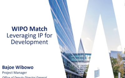 WIPO RE:Search Virtual IP Capacity Building Workshop