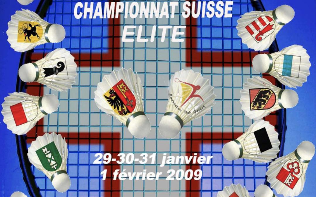 Badminton Club Genève, Mémoires