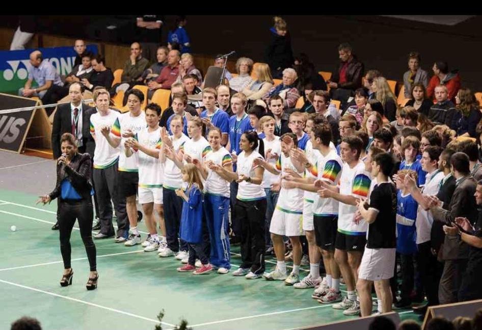 SOLIBAD Badminton Club Genève Bajoe Wibowo